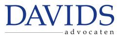 Davids advocaten Logo