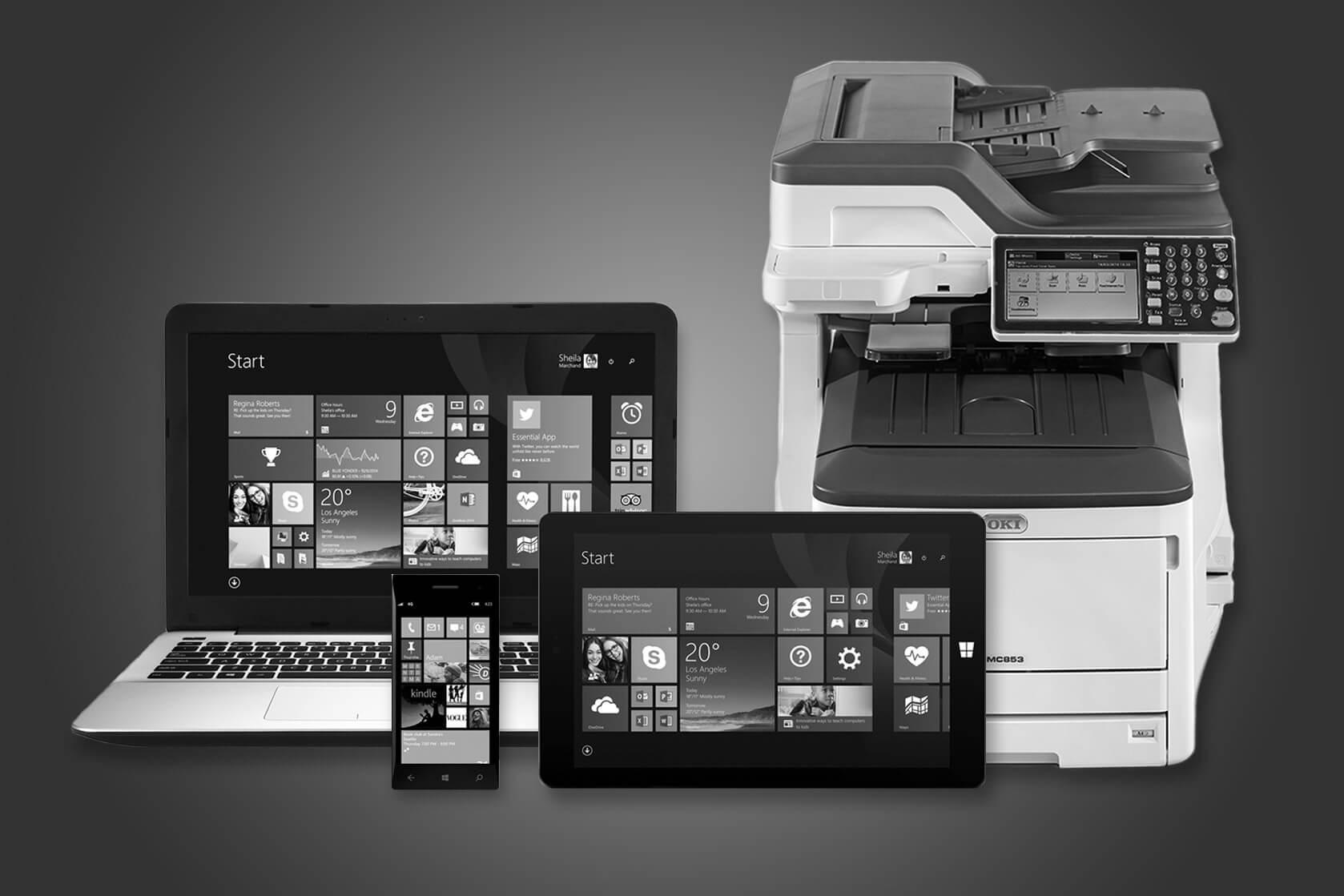Afbeelding Devices en Printing