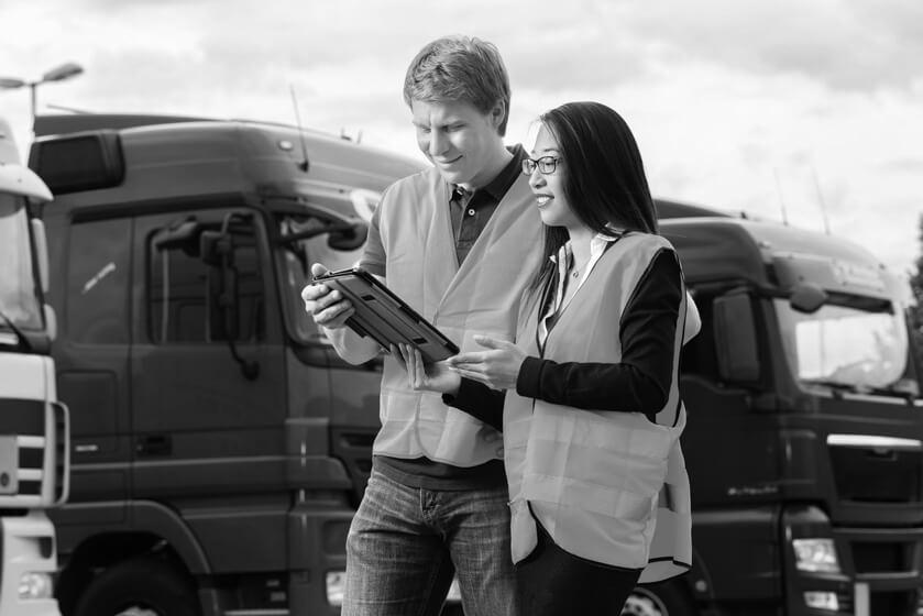 Transport en Logistiek afbeelding