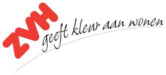 Woningcorporatie zvh Logo