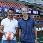 Martijn en Remco - FC Volendam/ Spot ICT Oplossingen
