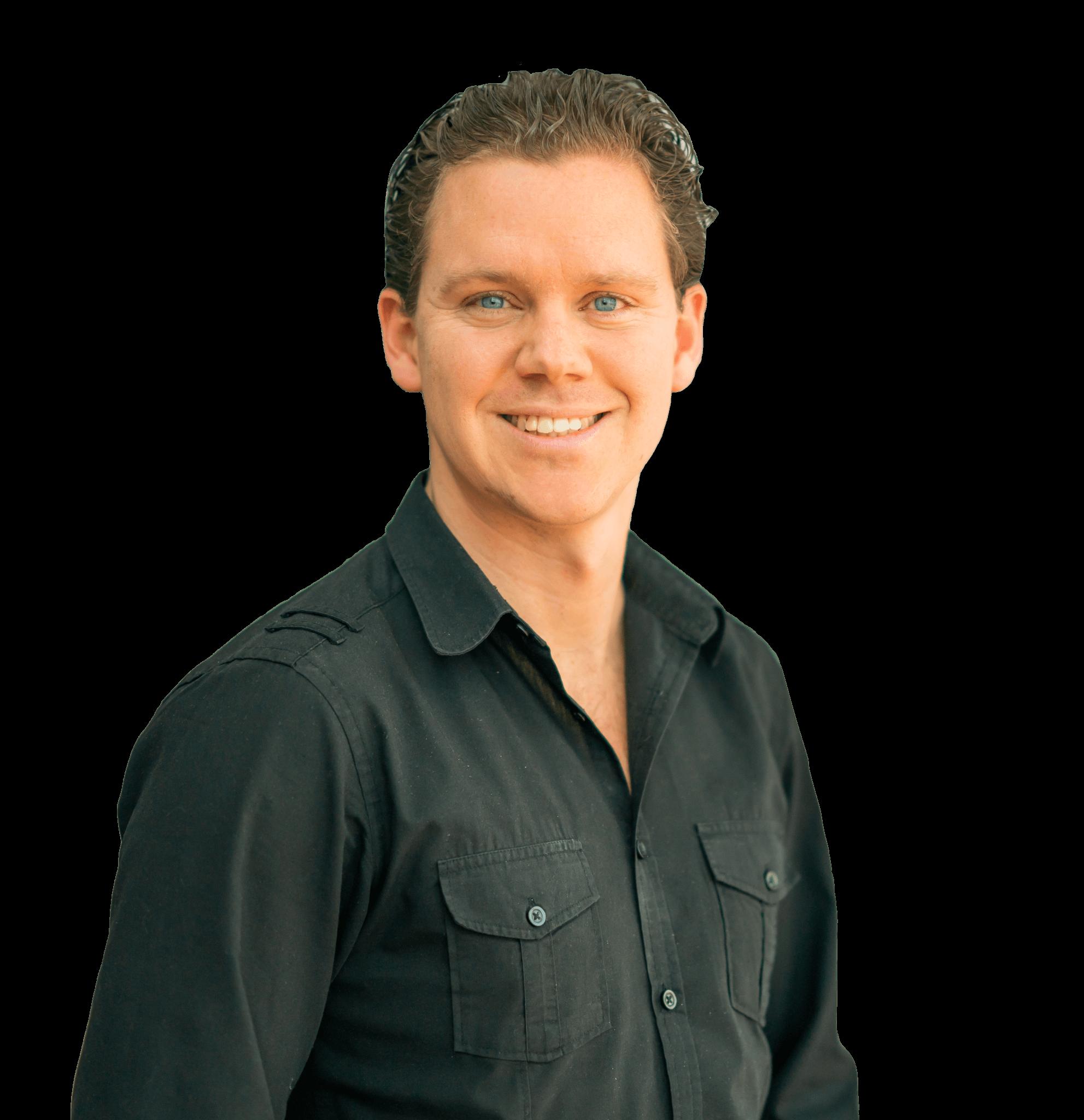 Spot Online medewerker Michael Tijm