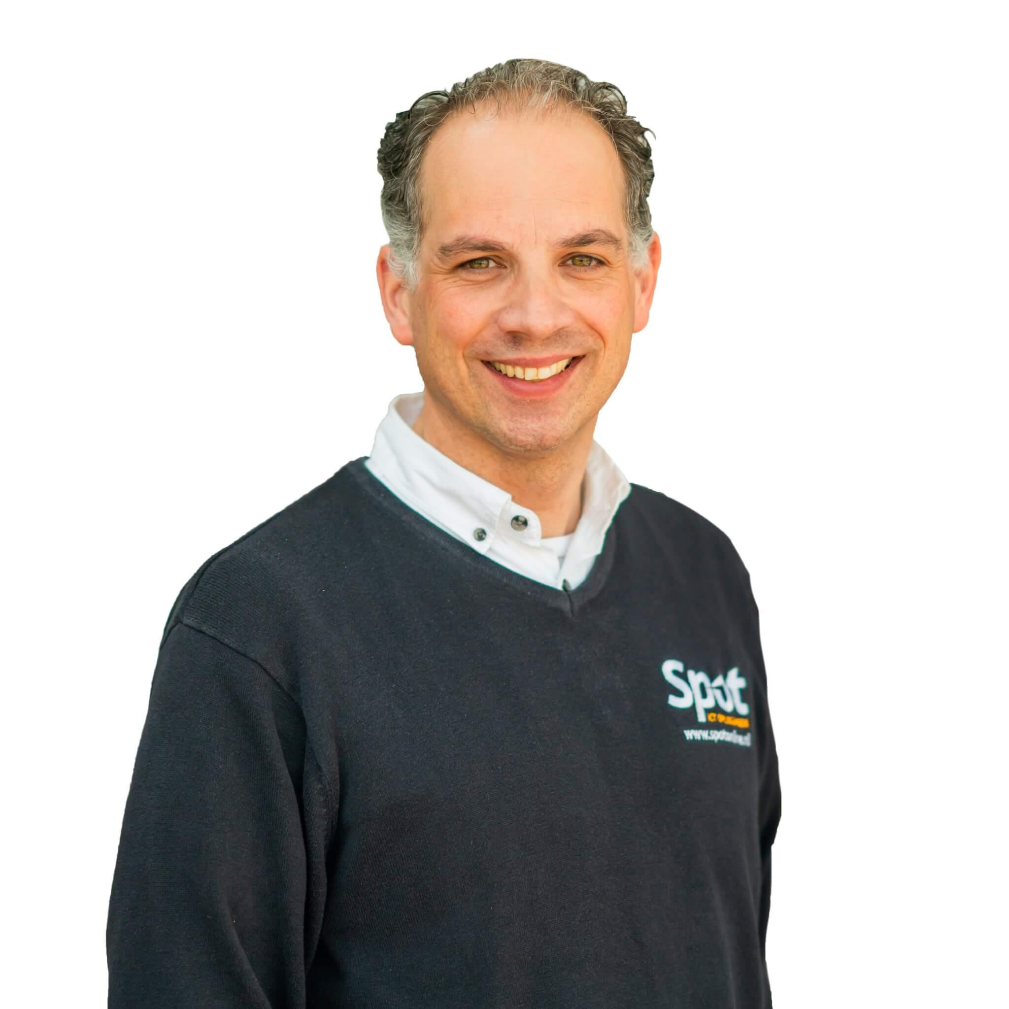 Spot Online medewerker Herman Zondag